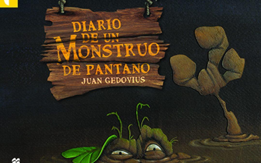 Diario de un monstruo de pantano