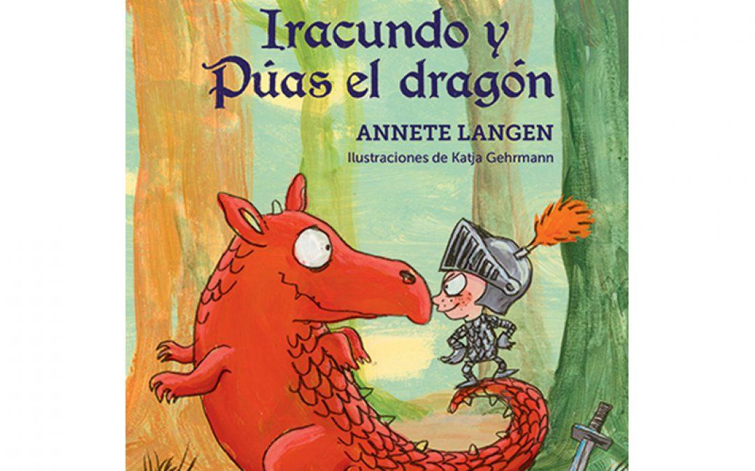 El caballero Iracundo y Púas el dragón