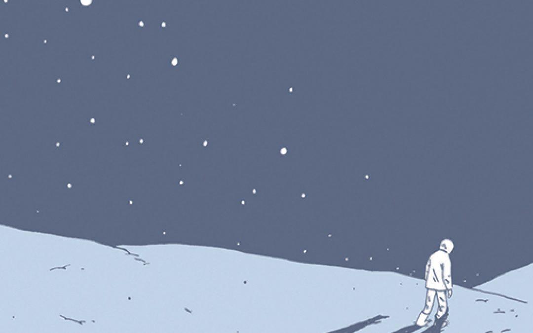 El gigante de nieve
