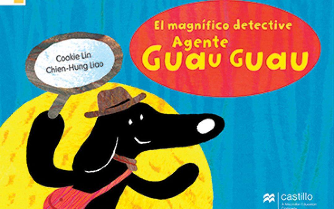 El magnífico detective Agente Guau Guau