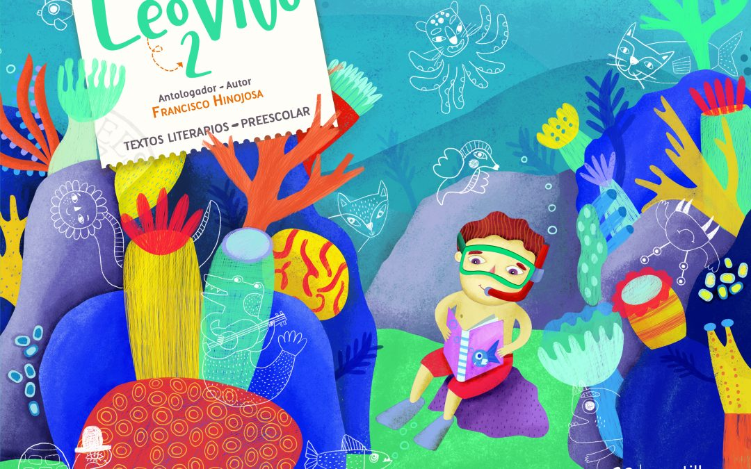 LeoVivo 2. Textos literarios. Preescolar