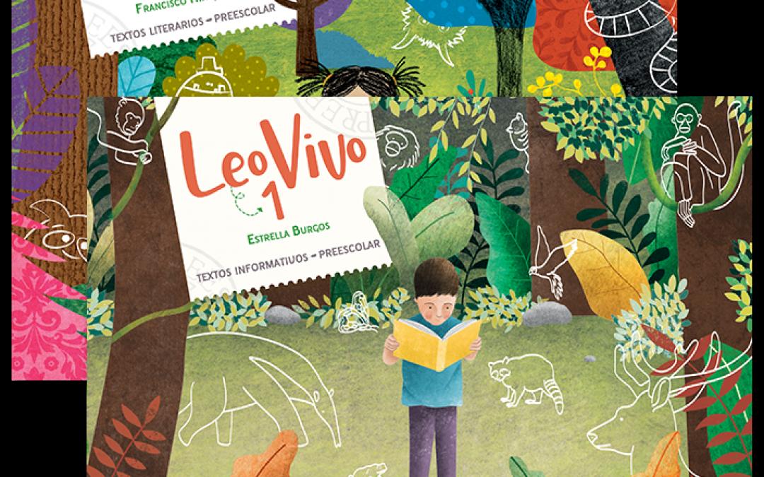 LeoVivo Pack. Preescolar 1