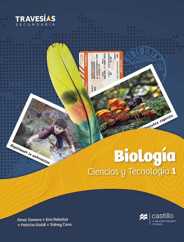 libro de biologia 1 de secundaria 2017 pdf