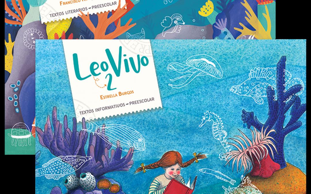 LeoVivo Pack. Preescolar 2
