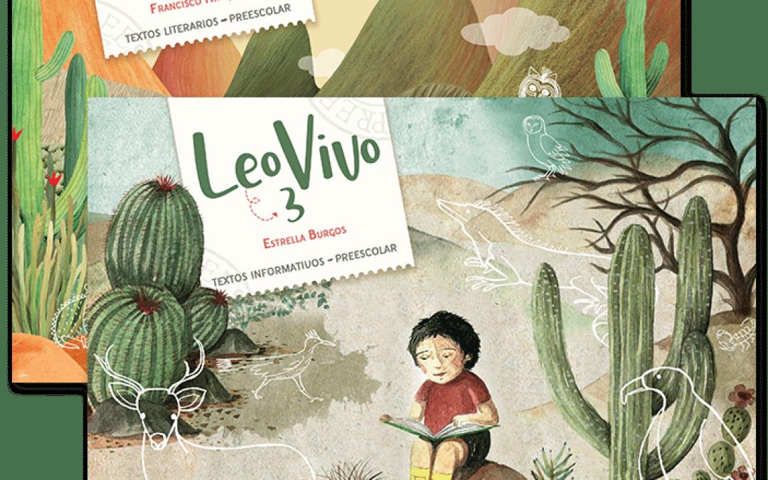 LeoVivo. Pack Preescolar 3