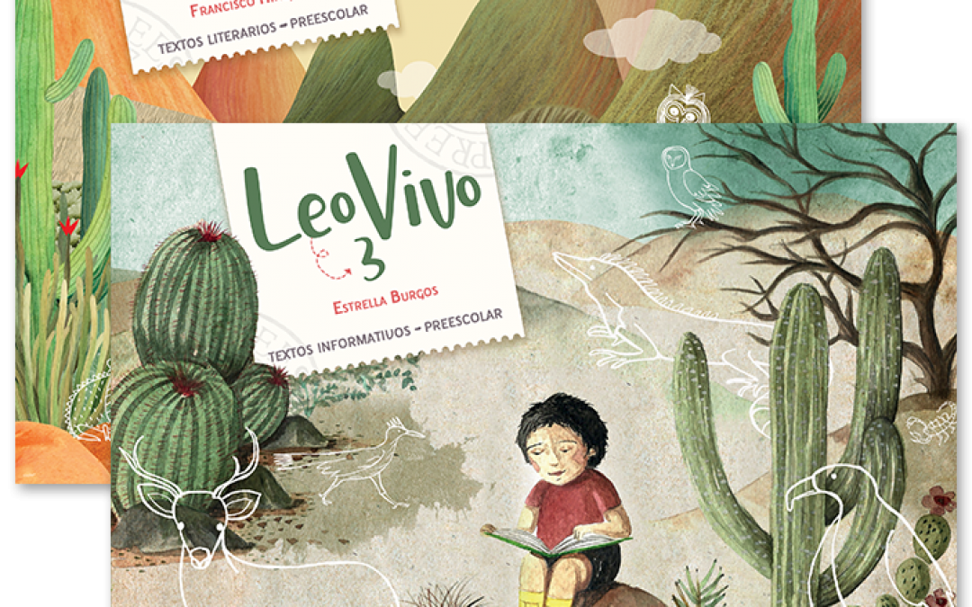 LeoVivo Pack. Preescolar 3