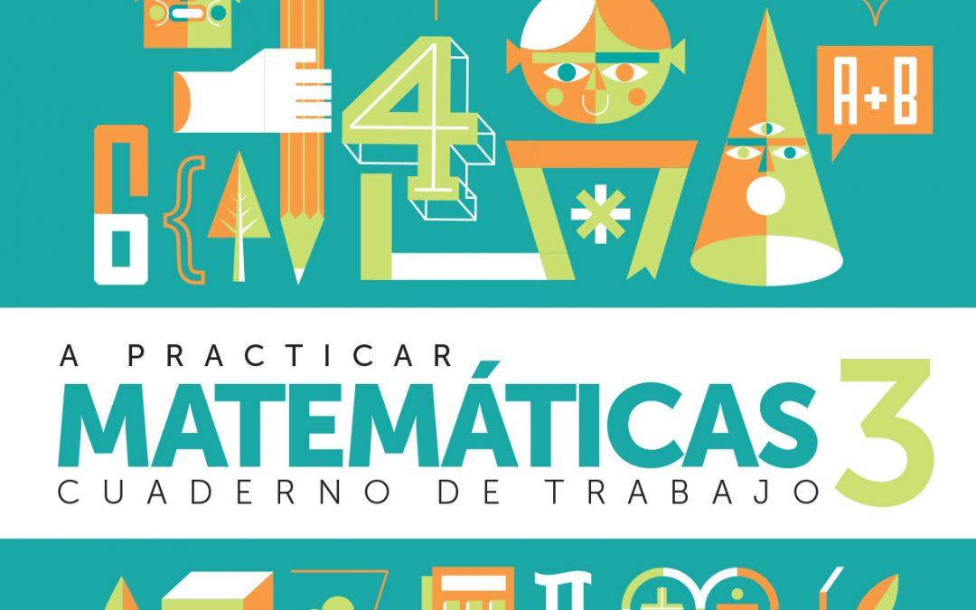 A practicar Matemáticas 3