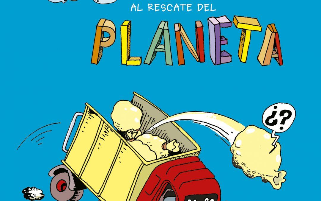 Luisa al rescate del planeta