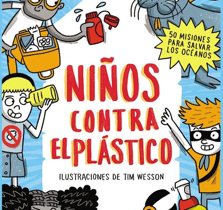 Niños contra el plástico